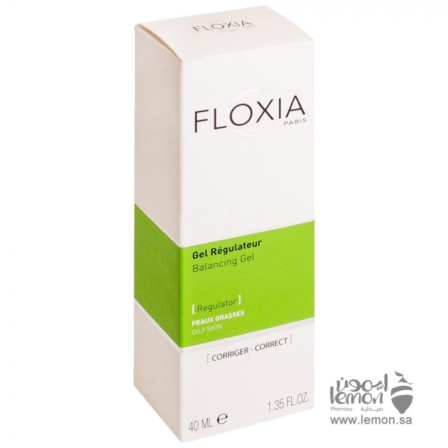 Floxia Regulating Gel for oily skin 40 ml