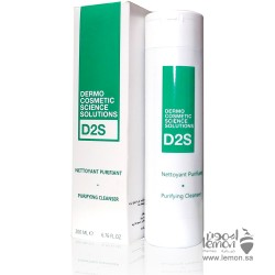 D2S Purifying Gel Cleanser for Oily Skin 200ml