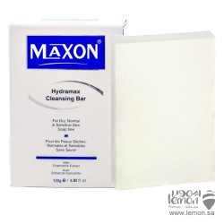 MAXON Hydramax Cleansing Bar 120gm