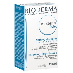 Bioderma Atoderm Pain Cleansing Ultra-Rich Soap 150gr