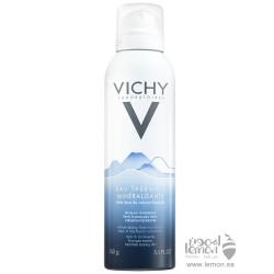فيشي مياه ترطيب البشرة وتهدئتها الحرارية الغنية بالمعادن غنية 400 مل
