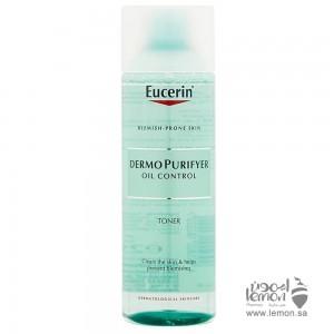 Eucerin DermoPURIFYER Toner for Oily Skin 200ml