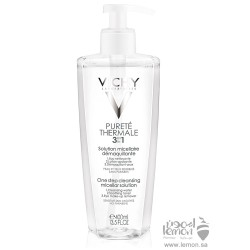 Vichy Purete Thermale One Step Cleansing Micellar Solution 400ml
