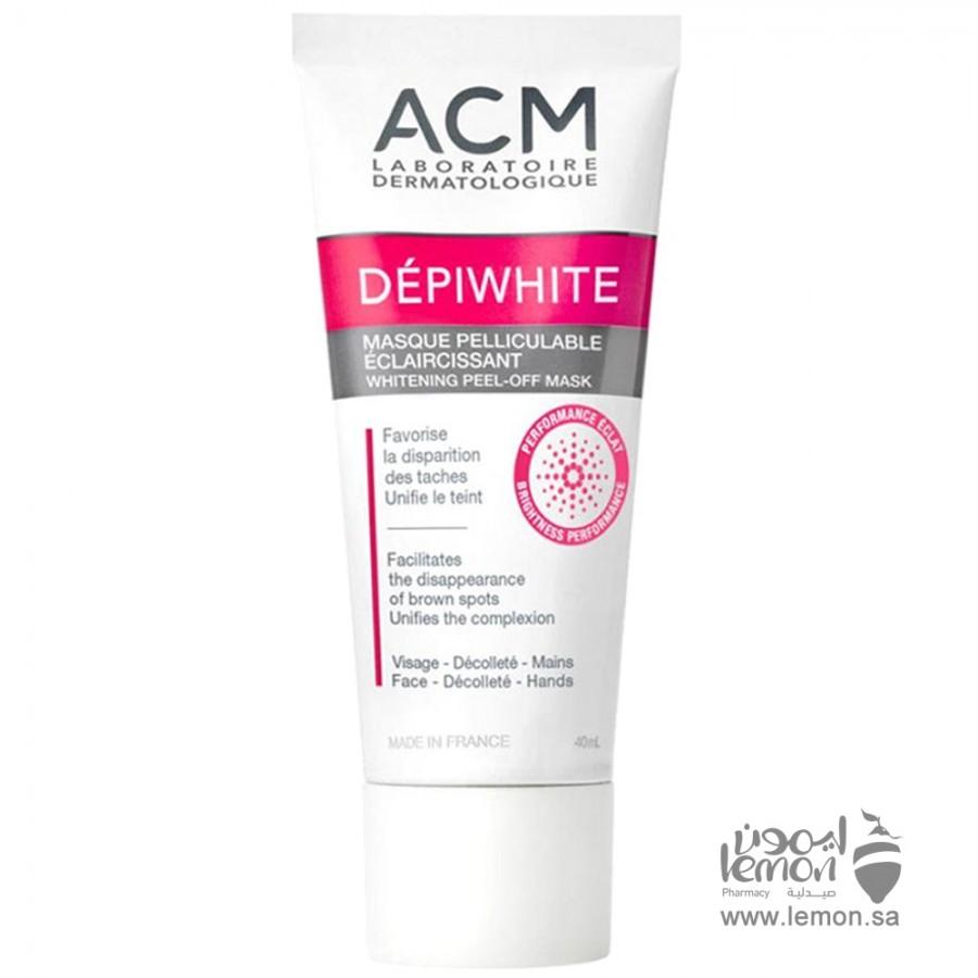 ACM Depiwhite Whitening Peel-Off Mask 40ml