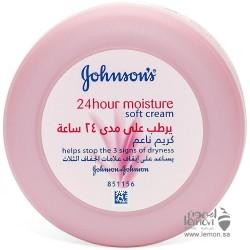 Johnson's 24 Hour Moisture Soft Cream 200ml