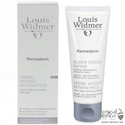 Louis Widmer Remederm Silver Repair Cream for extremely dry, irritated and red skin 75ml
