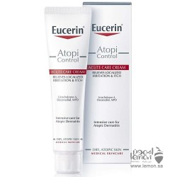 Eucerin AtopiControl Acute Care Skin Moisturizing Cream 40ml