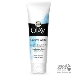 Olay Natural White Cleansing Face Wash 100 ml