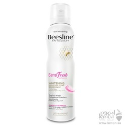 Beesline Sensi Fresh Sensitive Zone Deodorant and whitening Spray 150ml