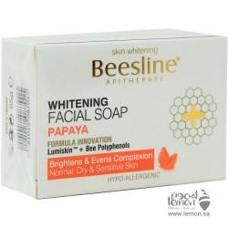 Beesline Whitening Facial Soap Papaya 85gm