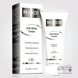MAXON Soft White Cream 50 ml