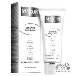 MAXON Soft White Body Lotion 200 ml