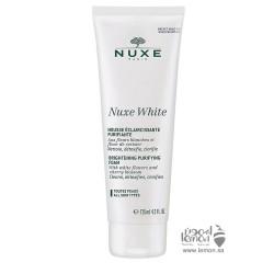 Nuxe White Brightening foam 125ml
