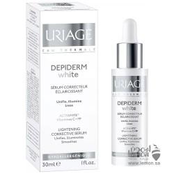Uriage Depiderm Lightening Corrective Serum 30ml