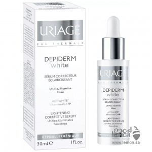 Uriage Depiderm Lightening Corrective Serum 30ml