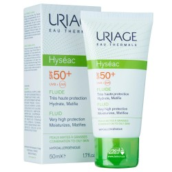 Uriage Hyseac Fluid SPF50+ 50ml