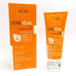 ACM SENSITELIAL GEL SPF50+ 50ml