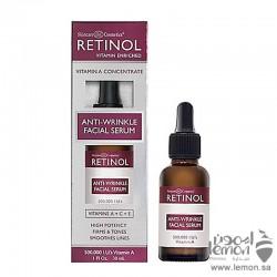Retinol Anti Wrinkle Facial Serum 30ml