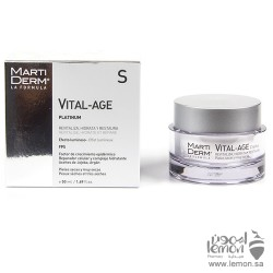 MartiDerm Vital Age Cream Dry To Very Dry Skin 50ml